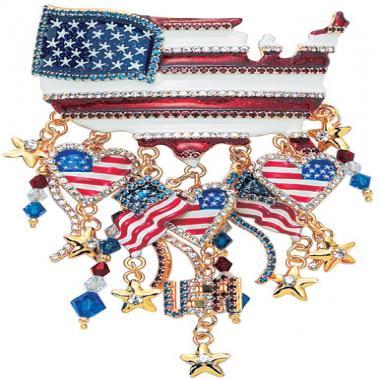 Patriotic Americana