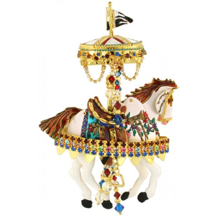 carnival carousel pin