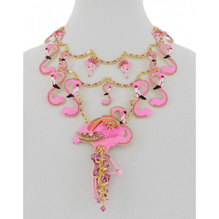 Flamingo jewelry
